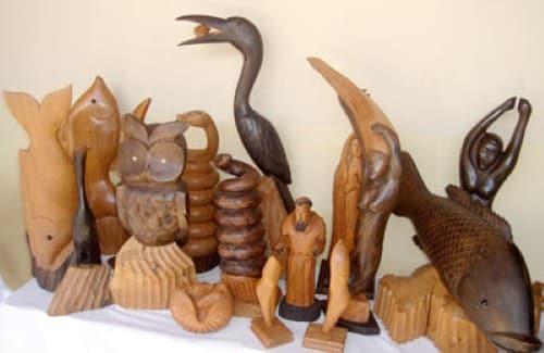 Artesanato Indiano Em Madeira ~ Como fazer artesanato com madeira