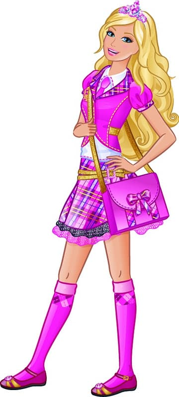 Clipart Barbie Doll