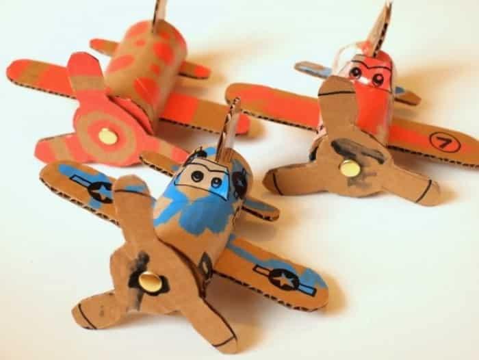 brinquedos pedagógicos reciclados