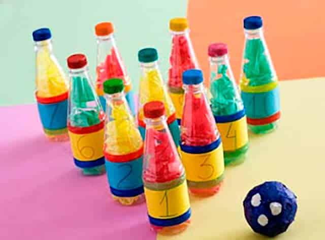 Aparador Tabaco Com Vidro ~ Brinquedos reciclados Como fazer passo a passo