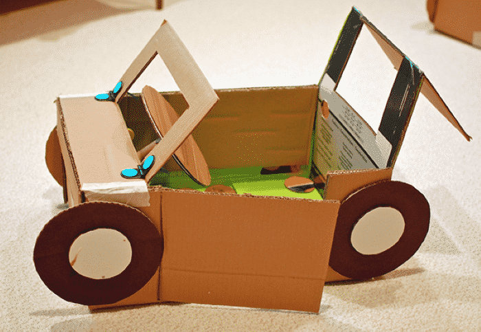 brinquedos material reciclado