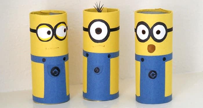 brinquedos feito com material reciclado