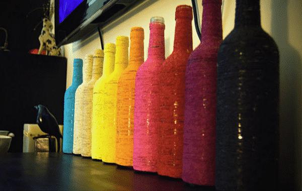 Como criar um artesanato para decorar a sua casa (Fotos:Divulgação).