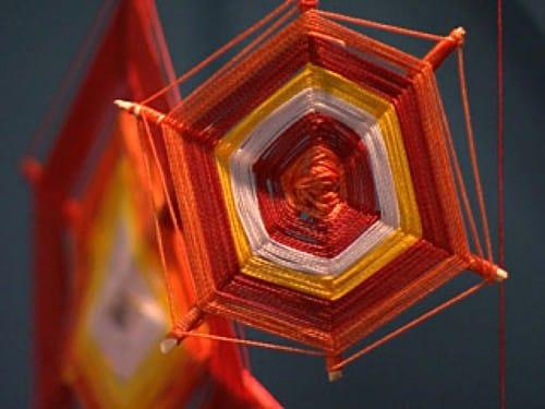 Modelo de Mandala (Foto: Divulgação).