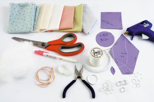 Artesanato Infantil Com Tecido ~ Como fazer artesanato para quarto infantil