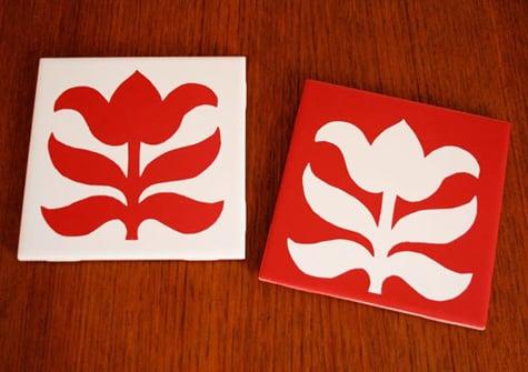 Como fazer pintura com stencil (Foto: Divulgação).