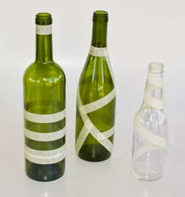 Como fazer artesanato com garrafas de vidro - Decorar reciclando facil ...