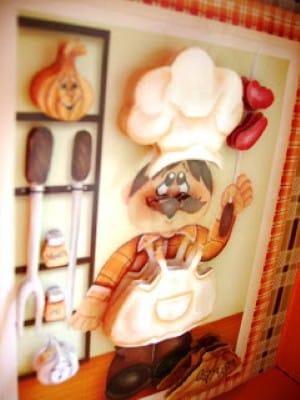 Como fazer o artesanato (Foto:Divulgação).