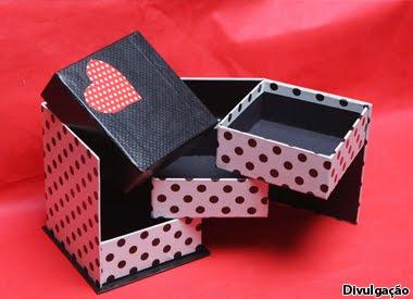 Caixa de papelão (Foto:Divulgação)