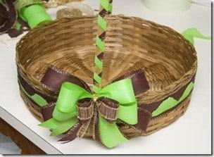 Laço de cesta (Foto:Divulgação)