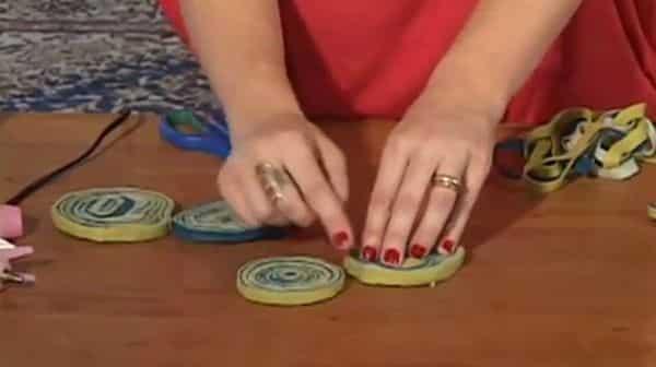 O artesanato de feltro para o dia das mães é uma ótima opção de presente (Foto: Divulgação)