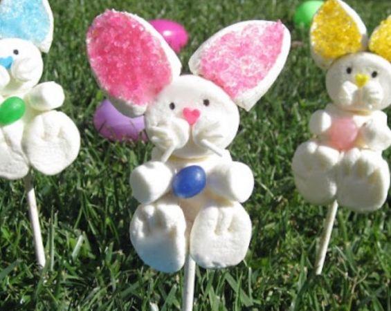 Apostar em artesanato de Páscoa com doce é sucesso garantido (Foto: Divulgação)