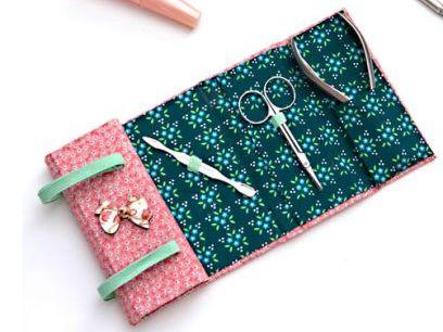 Como Fazer Kit Manicure para Dia das Mães