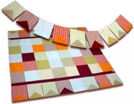 A toalha de festa junina deixará sua decoração muito mais divertida (Foto: Divulgação)