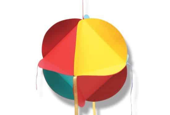 Faça balão para festa junina e deixe a decoração de sua festa muito mais interessante (Foto: Divulgação)