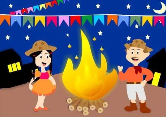 Invista em um diferente convite para festa junina e receba muitos elogios (Foto: Divulgação)