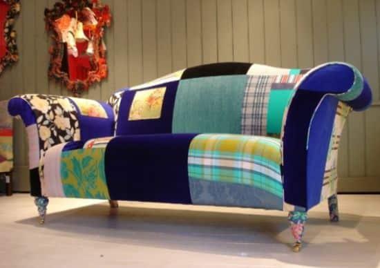 É fácil estofar o sofá em casa, basta um pouco de experiência com trabalhos manuais e ter em mãos o material correto (Foto: Divulgação)