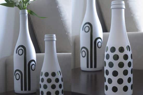 Fazer garrafa personalizada é muito fácil e o resultado é surpreendente (Foto: Divulgação)