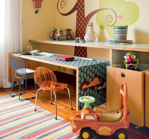 Estampar móveis com papel é simples e barato, porém o resultado é surpreendente (Foto: Divulgação)