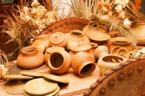 Armario Branco De Cozinha ~ Artesanato do Folclore Brasileiro