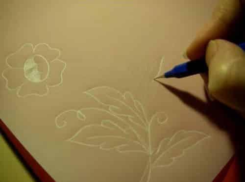 Armário Em Inglês Como Se Escreve ~ Como Fazer Artesanato com Papel Vegetal