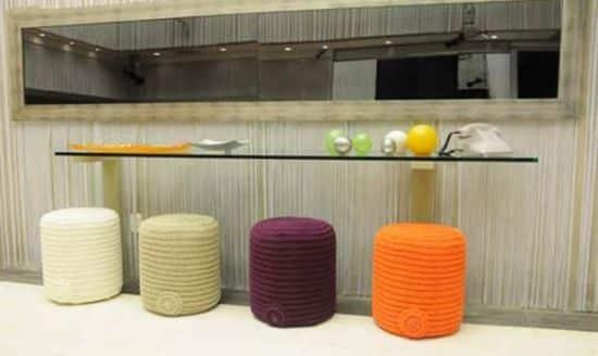 Como Fazer Um Puff De Crochê 11 Como Fazer Artesanatos