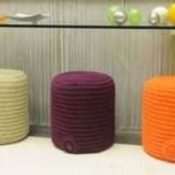 Como Fazer um Puff de Crochê