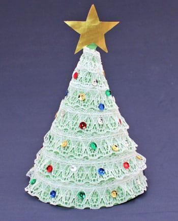 Esta árvore de Natal de mesa pode ser posicionada em todos os cantos de sua casa (Foto: Divulgação)