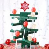 Como Fazer Árvore de Natal com Doces