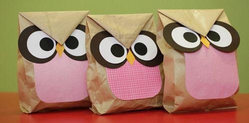 Esta sacola personalizada para festa infantil arrancará elogios até dos adultos (Foto: Divulgação)