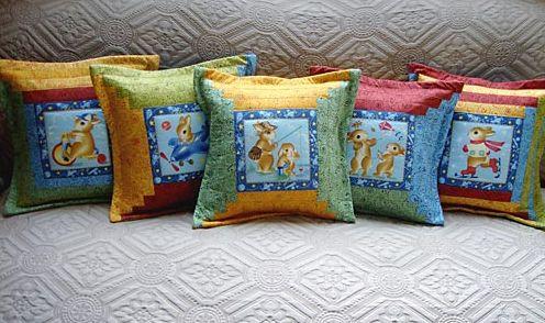 Faça este lindo artesanato de Páscoa em patchwork e receba muitos elogios (Foto: Divulgação)