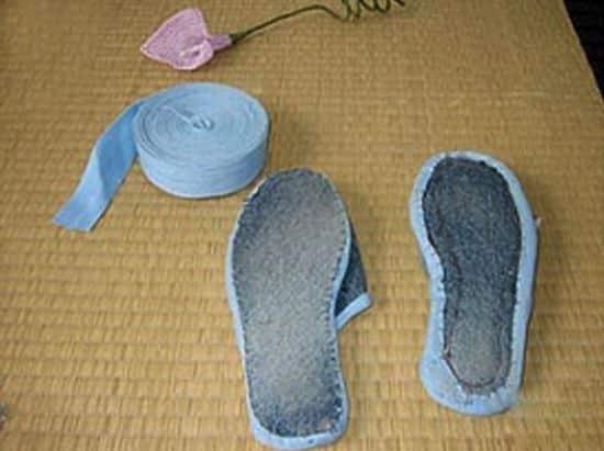 Artesanato Tecido Jeans ~ Como Fazer Artesanato com Jeans Velho