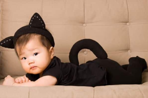 É muito fácil fazer em casa fantasia de carnaval para bebê e você economizará um bom dinheiro (Foto: Divulgação)