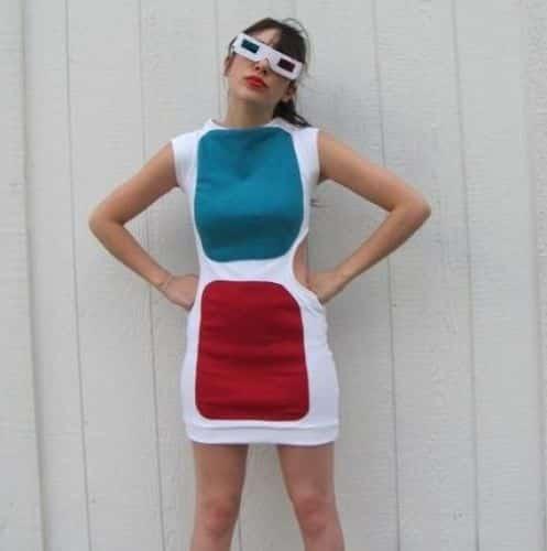 É muito fácil fazer fantasia com roupas usadas, basta deixar a imaginação comandar (Foto: Divulgação)