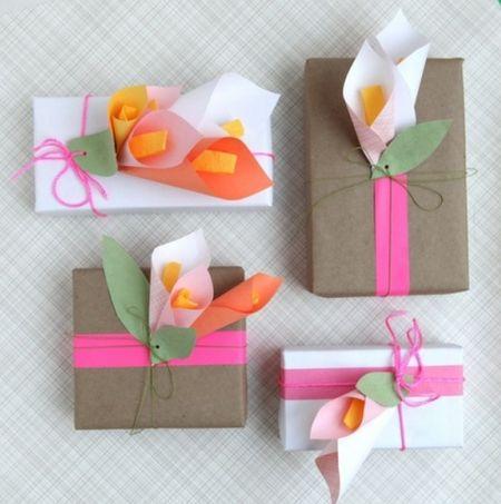 Esta embalagem de presente para dia das mães é linda e você também pode utilizá-la em outras ocasiões (Foto: Divulgação)