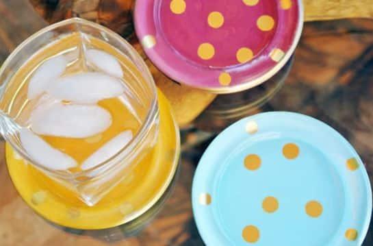 Faça este prato decorado para dia das mães e decore muito bem a sua casa ou receba muitos elogios da presenteada (Foto: Divulgação)