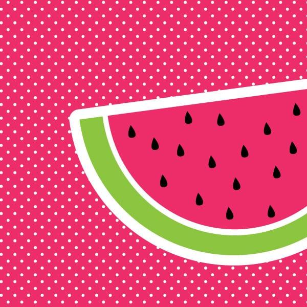 capa melancia para caderno