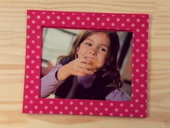 Como Fazer Porta-Retrato em EVA para Dia dos Pais