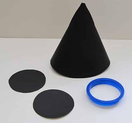 Como Fazer Chapéu da Minnie 21 - Como fazer artesanatos ba0f4152a5e