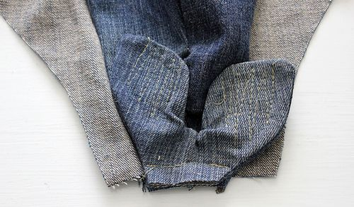 Aparador Extensivel Kane ~ Como Fazer Artesanato com Tecido Jeans