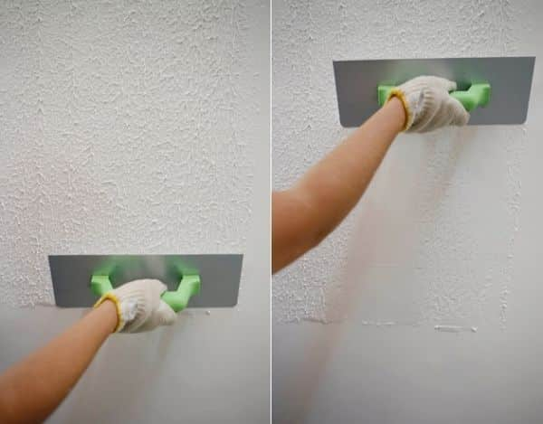 Prosa trecos e cacarecos como fazer pintura carimbo em paredes craft - Como alisar paredes ...