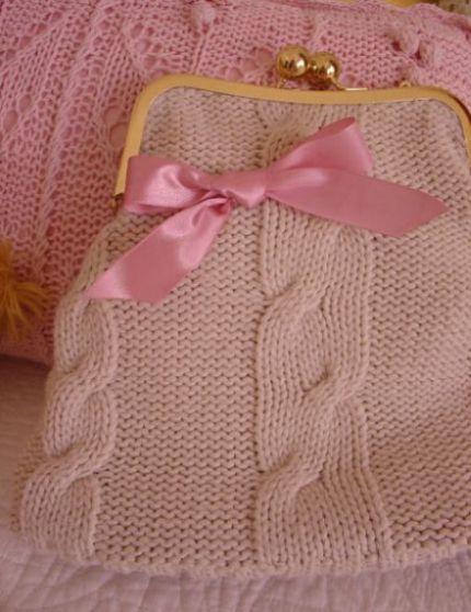 Este artesanato com blusa de lã velha é lindo (Foto: arteemanha.net)