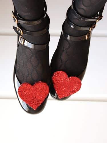 Personalizar sapatilha básica pode ser mais fácil do que você imagina (Foto: small-good-things.com)