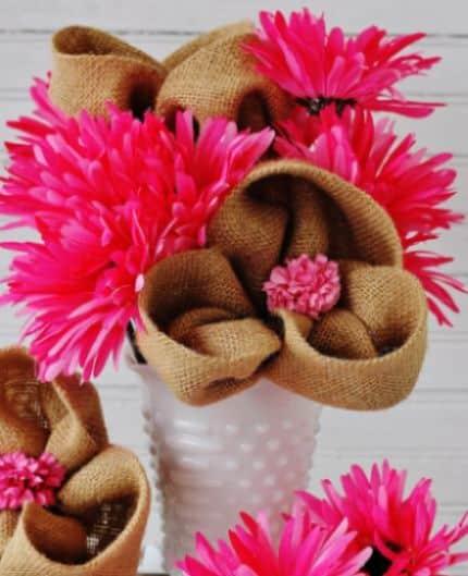 Flor de serapilheira é ótima opção se você está buscando um artesanato diferente (Foto: thistlewoodfarms.com)
