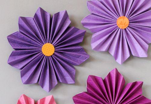 Como-Fazer-Flores-de-Papel- ...