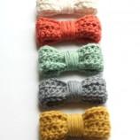 Como Fazer um Laço de Crochê Passo a Passo