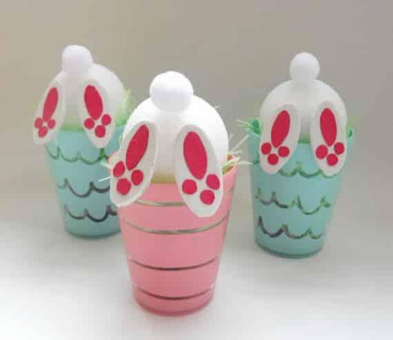 Não faltam ideias criativas para lembrancinhas de Páscoa (Foto: familyholiday.net)