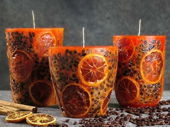 6 ideias de velas decorativas para fazer - Velas decorativas ...