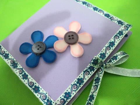 Porta-absorventes em EVA organiza sua bolsa de forma charmosa (Foto: sinimbu.com.br)