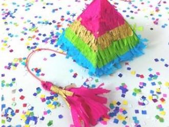 Como Fazer uma Pinhata para Festa Infantil